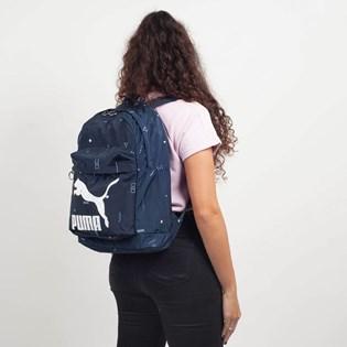 Mochila Puma Originals Backpack Marinho 7479912