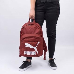 Mochila Puma Orinals Backpack Borgonha 07664303