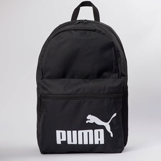 Mochila Puma Phase Backpack Black 07548701