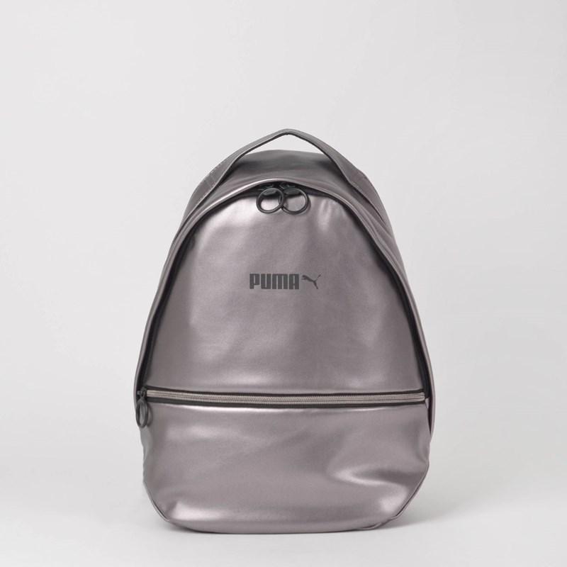 123a5d943 Mochila Puma Prime Classics Archive Backpack Prata 7540702 - Loja Virus