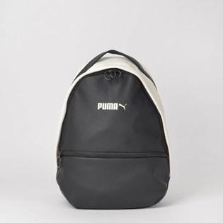 c957138b9 Mochila Puma Prime Classics Archive Backpack Preto Branco 7540701 ...