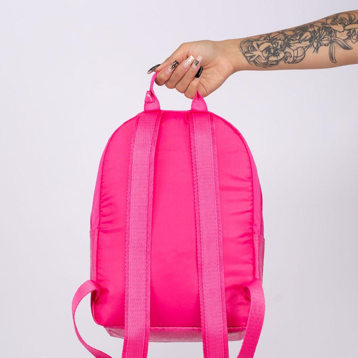 Mochila Puma Prime Time Backpack Pink 077401-02
