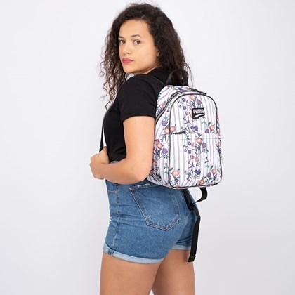 Mochila Puma Prime Time Festival Backpack White 076989-01