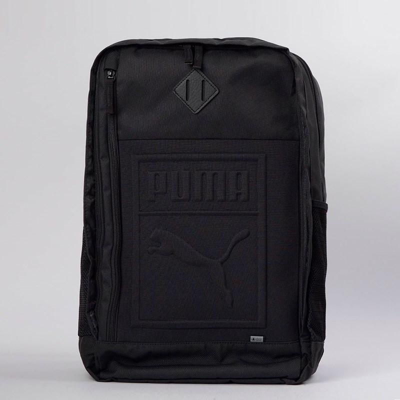 Mochila Puma S Backpack Preto 07558101
