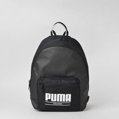 Mochila Puma WMN Core Archive Backpack Preto 07654601