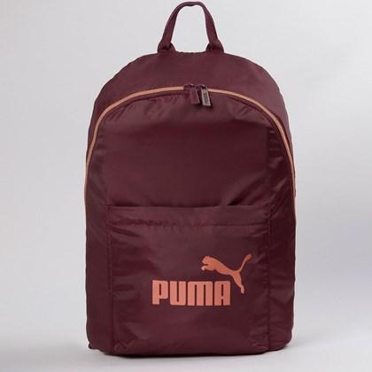 Mochila Puma WMN Core Seasonal Backpack Vineyard 07657302