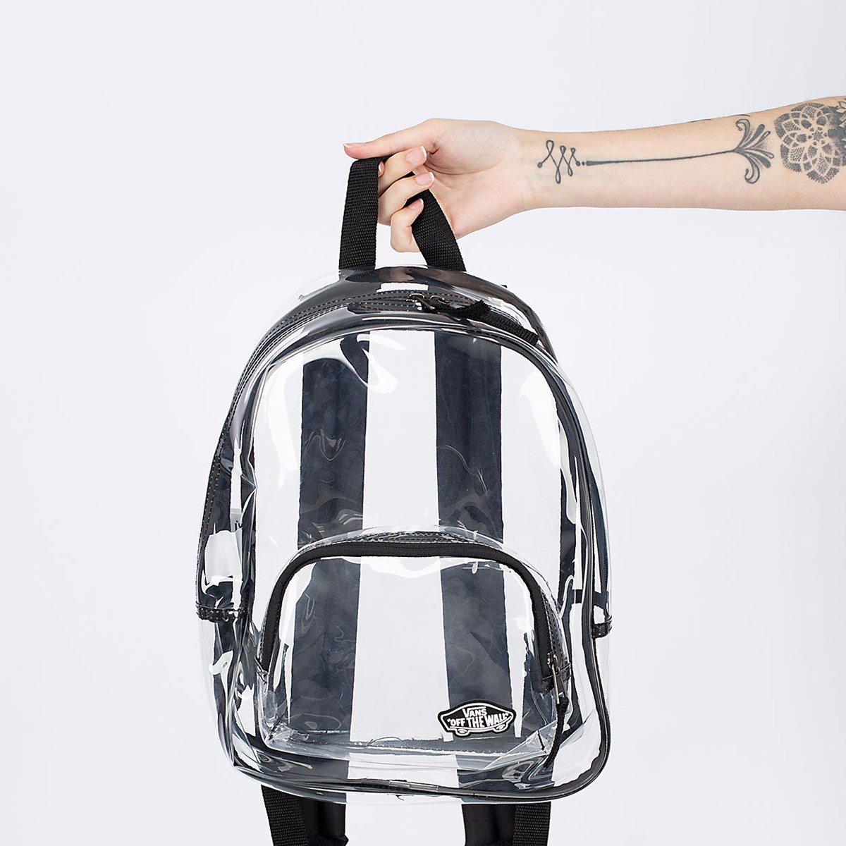 Mochila Vans Clearing Backpack Clear VN0A5DP8CLR