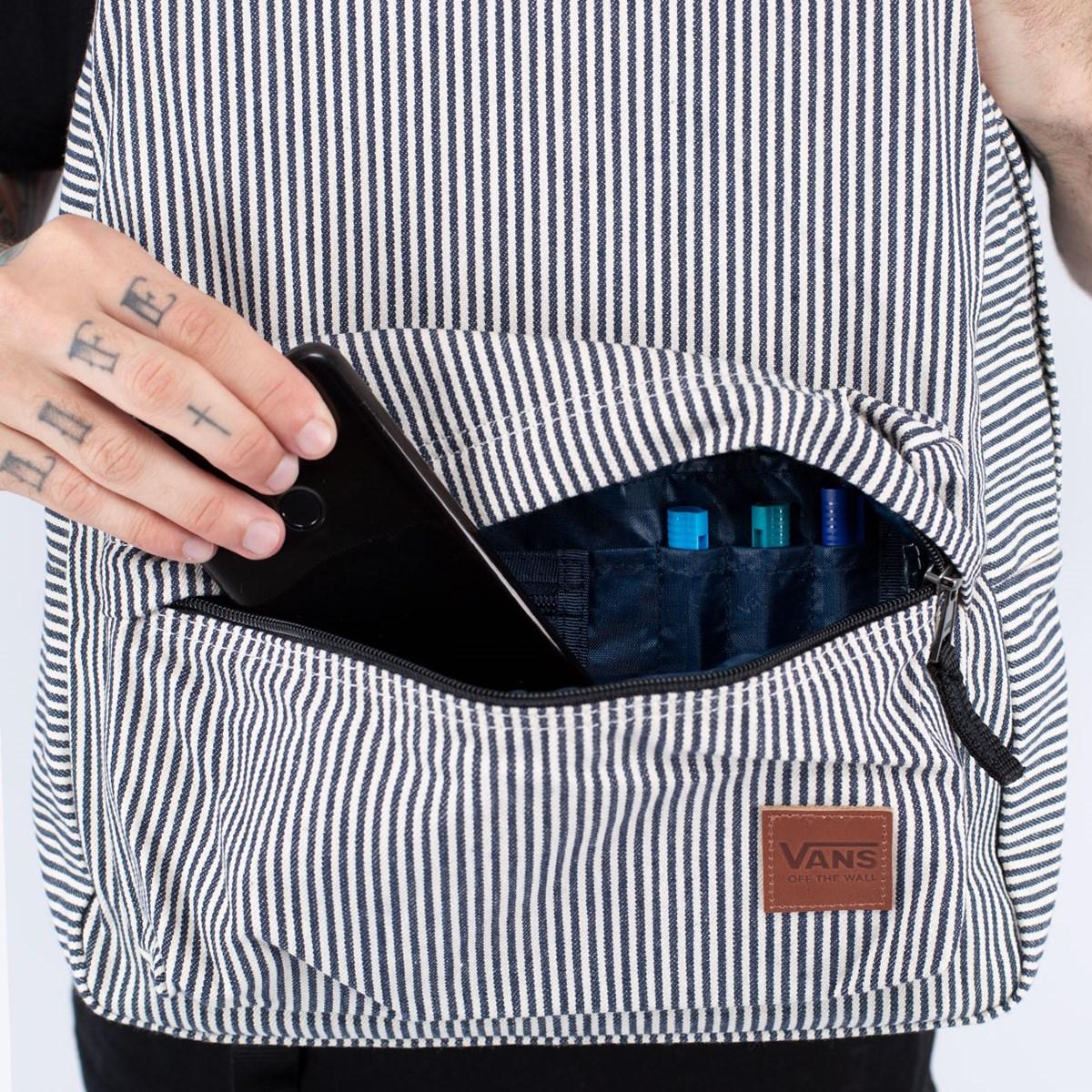 Mochila Vans Deana III Backpack Dress Blues VN00021MLKZ