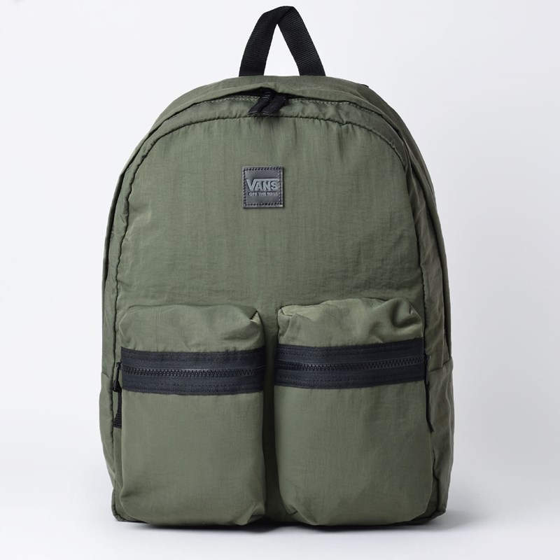 Mochila Vans Double Down Backpack Grape Leaf VN0A3NG3KCZ