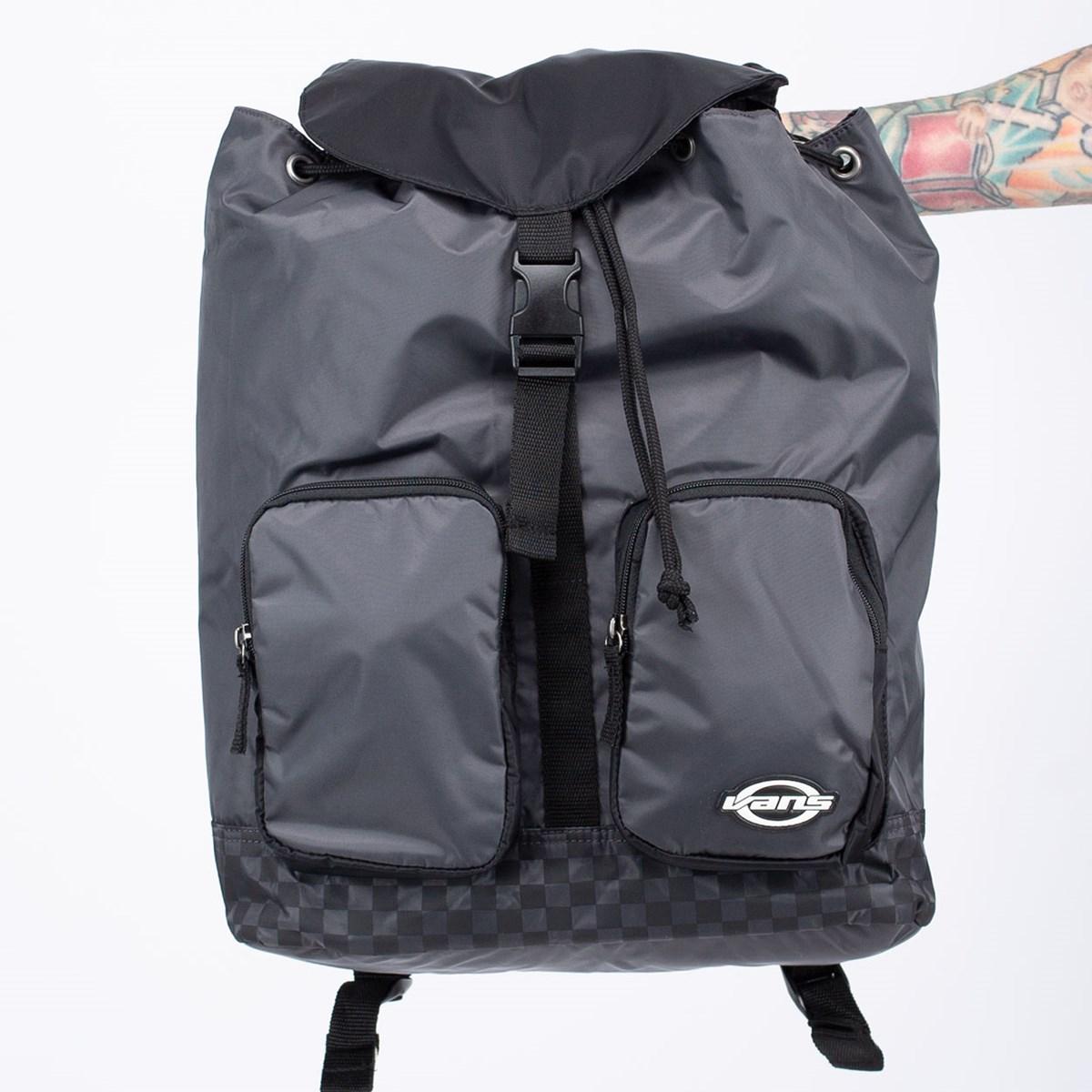 Mochila Vans Geomancer II Backpack Asphalt VN0A47XE1O7