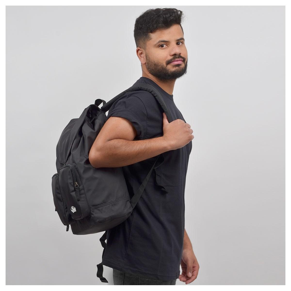 Mochila Vans Geomancer II Backpack Black VN0A47XES6C