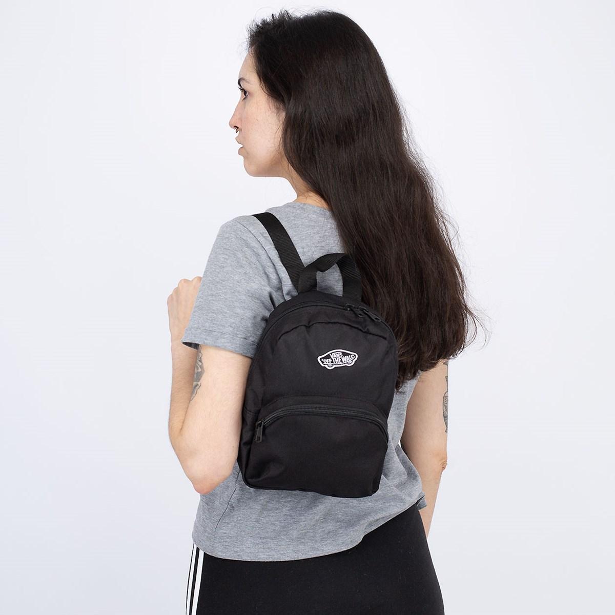 Mochila Vans Got This Mini Backpack Black VN0A3Z7WBLK