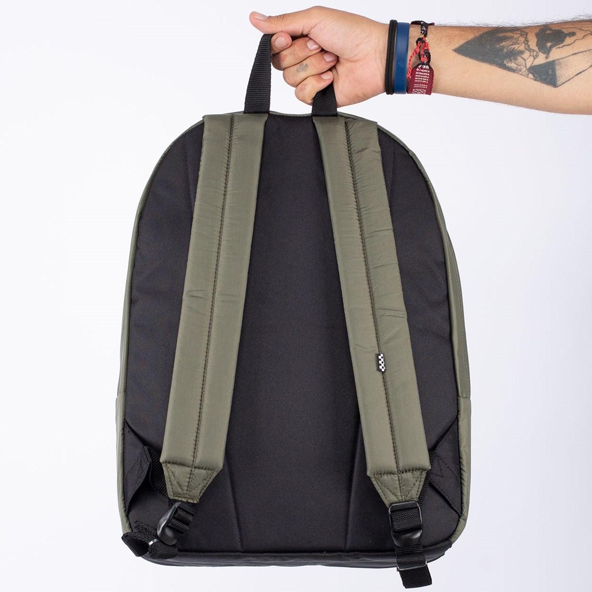 Mochila Vans Long Haul Backpack Grape Leaf VN0A4S6XKCZ