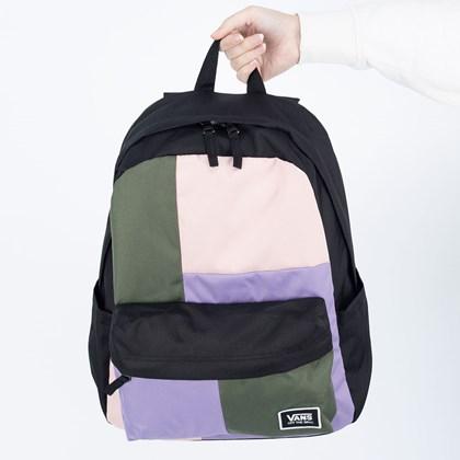 Mochila Vans Old Skool H20 Backpack Patchwork VN0A5I13UUW