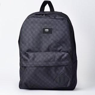 Mochila Vans Old Skool II Backpack Black Charcoal VN-0ONIBA5