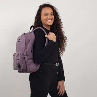Mochila Vans Old Skool II Backpack Black Plum VN000ONITDT