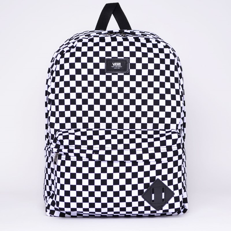 Mochila Vans Old Skool II Backpack Black White Checkerboard VN-0ONIHU0