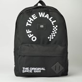 Mochila Vans Old Skool II Backpack Black White VN000ONITDV