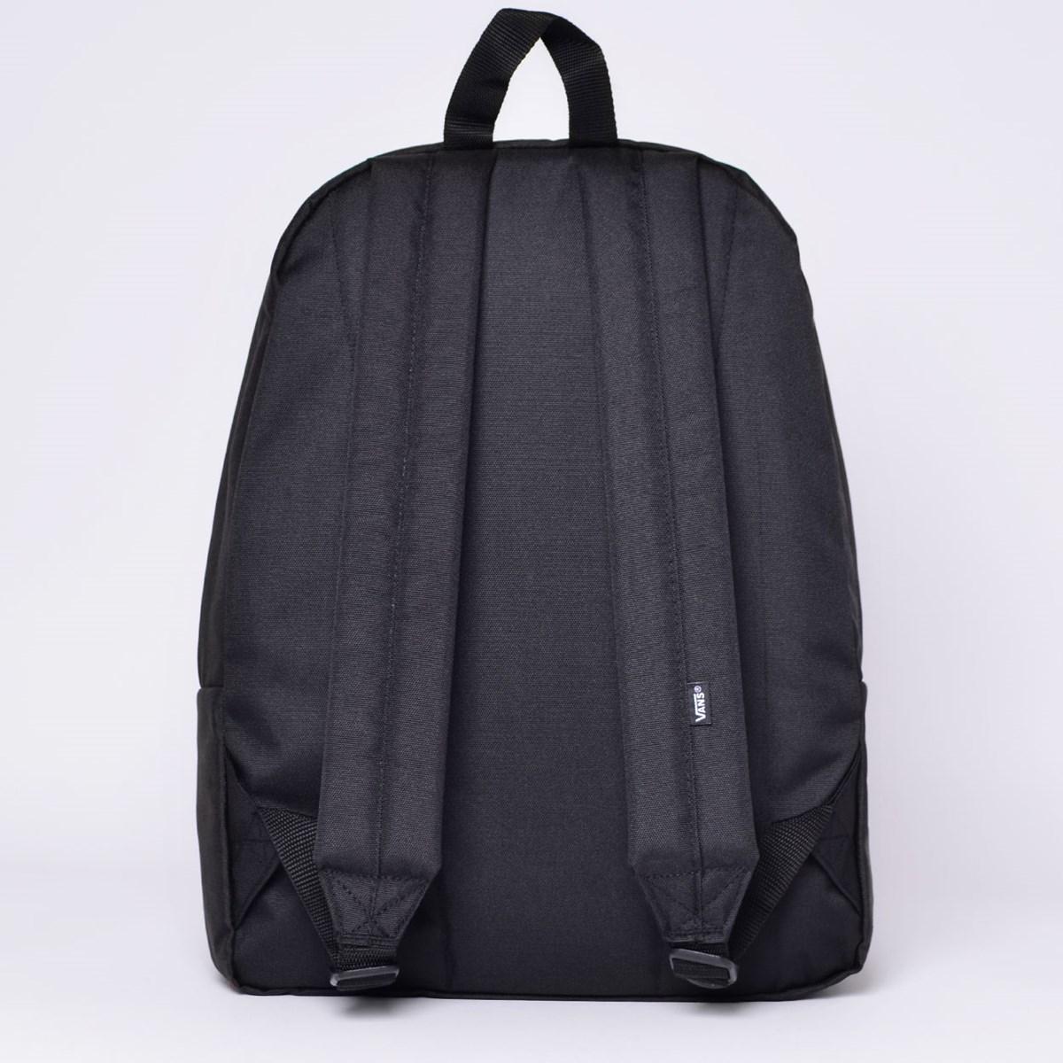 Mochila Vans Old Skool II Backpack Black White VN000ONIY28
