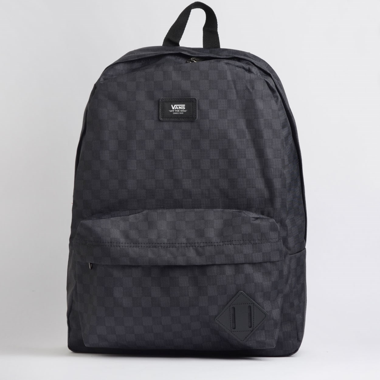 Vans Old Skool II Backpack BlackCharcoal (Checkered