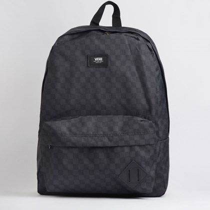 Mochila Vans Old Skool III Backpack Black Charcoal VN0A3I6RBA5