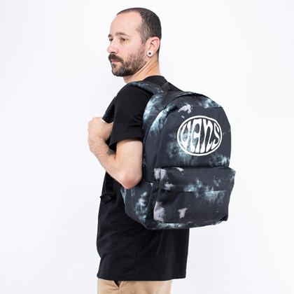 Mochila Vans Old Skool III Backpack Black Tie Dye VN0A3I6RBZX