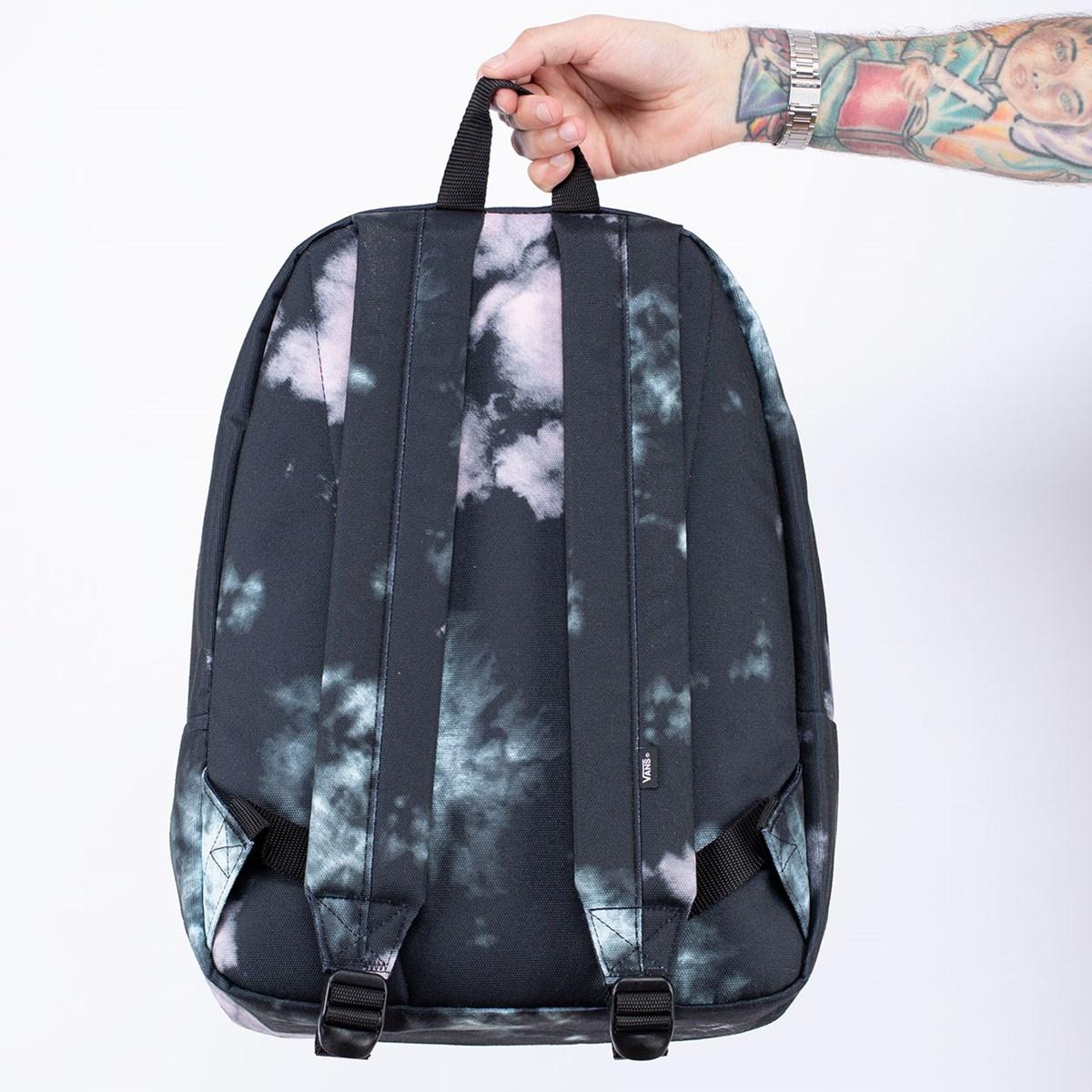 Mochila Vans Old Skool III Backpack Black Tie Dye VN0A3I6RBZX