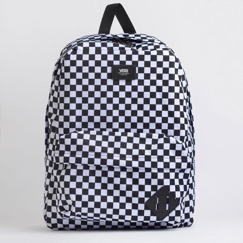 Mochila Vans Old Skool III Backpack Black White Checkerboard VN0A3I6RHU0