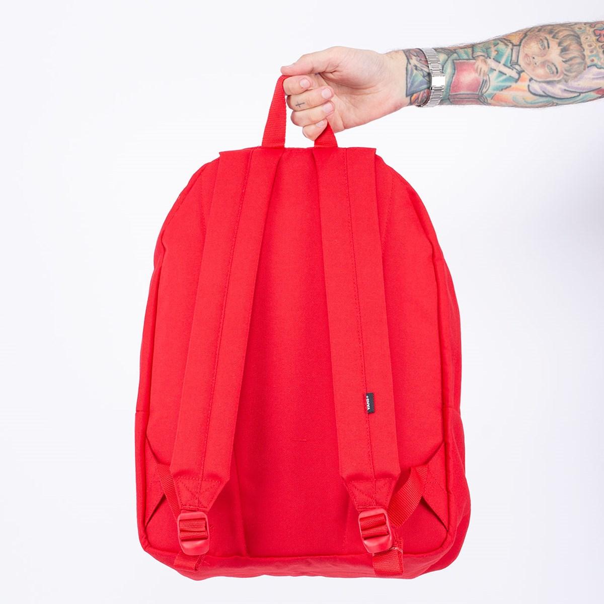 Mochila Vans Old Skool III Backpack Racing Red VN0A3I6RIZQ