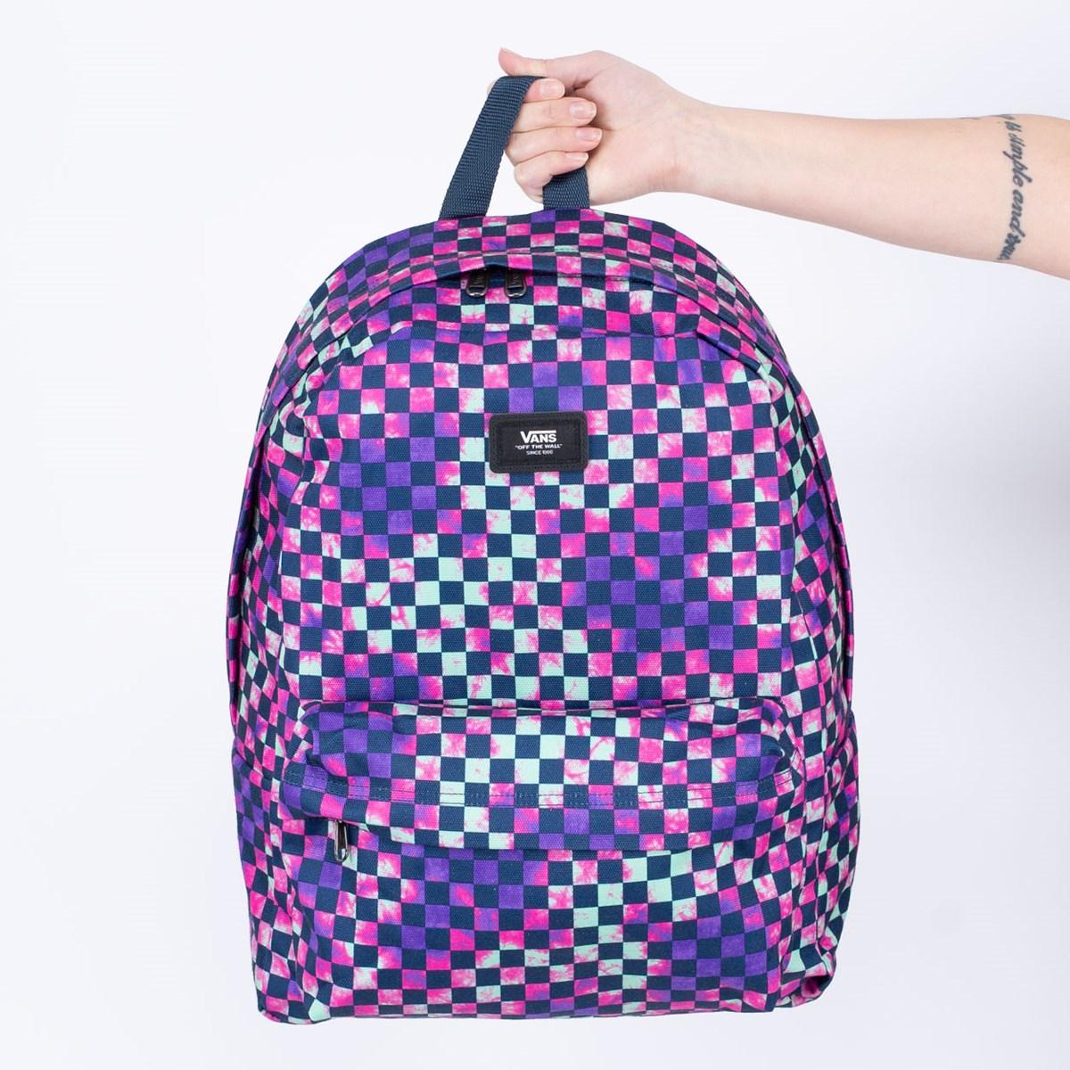 Mochila Vans Old Skool III Backpack Tie Dye VN0A3I6RYKT