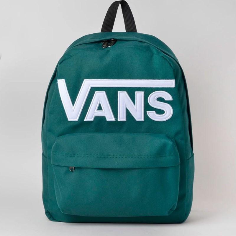 Mochila Vans Old Skool III Backpack Trekking Green VN0A3I6RTTZ