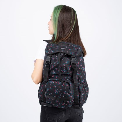 Mochila Vans Ranger Backpack Beauty Floral Black VN0A3NG2ZX3