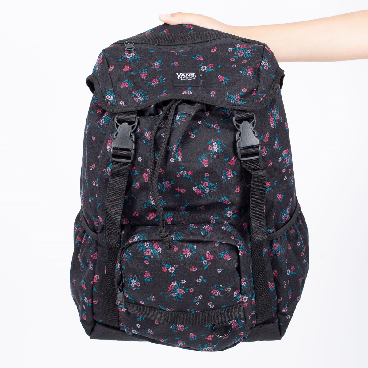 Mochila Vans Ranger Backpack Beauty Floral Black VN0A3NG2ZX3