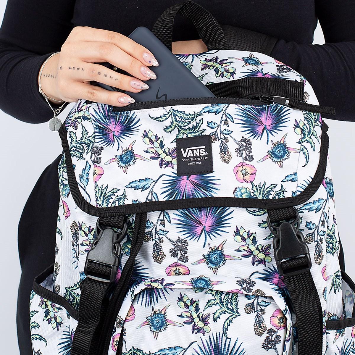 Mochila Vans Ranger Backpack Califas Marshmallow VN0A3NG2ZFS