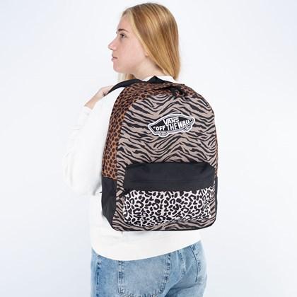 Mochila Vans Realm Backpack Animal Block VN0A3UI6Z08