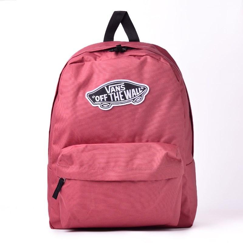 Mochila Vans Realm Backpack Apple Butter VN000NZ0P1I - Loja Virus 90b43f6d7d5