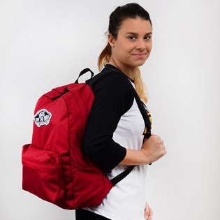 Mochila Vans Realm Backpack Biking Red VN0A3UI61OA