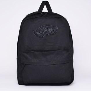 Mochila Vans Realm Backpack Black Onix VN000NZ0158