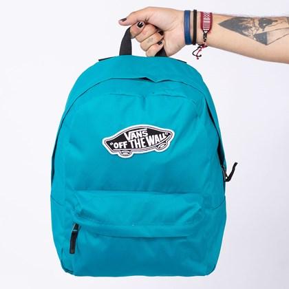Mochila Vans Realm Backpack Enamel Blue VN0A3UI64AW