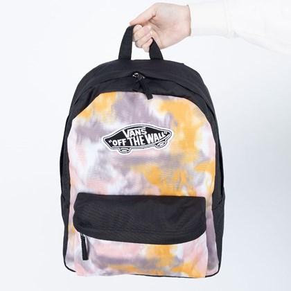 Mochila Vans Realm Backpack Golden Tie Dye VN0A3UI6YYH