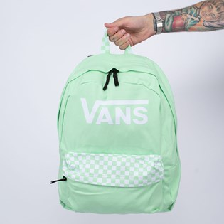 Mochila Vans Realm Backpack Green VN0A4DRM4SG