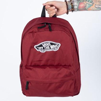 Mochila Vans Realm Backpack Pomegranate VN0A3UI6ZBS