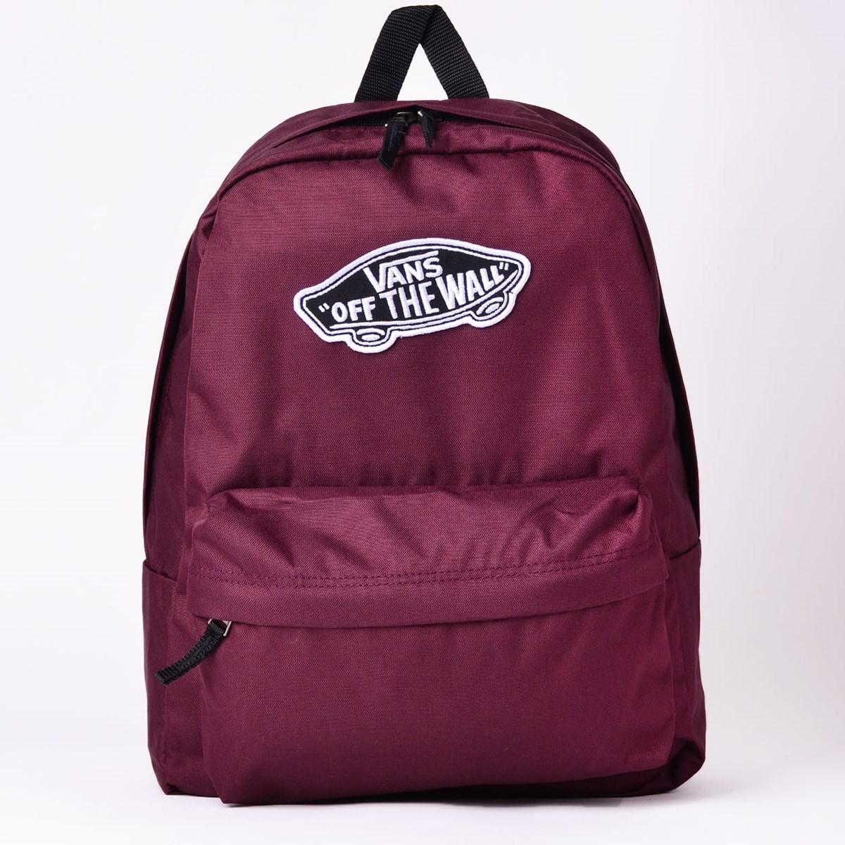 Mochila Vans Realm Backpack Port Royale VN000NZ04QU