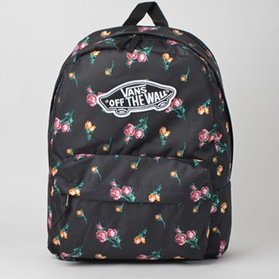 Mochila Vans Realm Backpack Satin Floral VN0A3UI6UV3