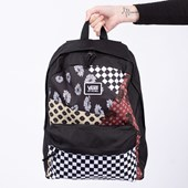 Mochila Vans Realm Classic Backpack Floral Patchwork VN0A3UI7ZL7