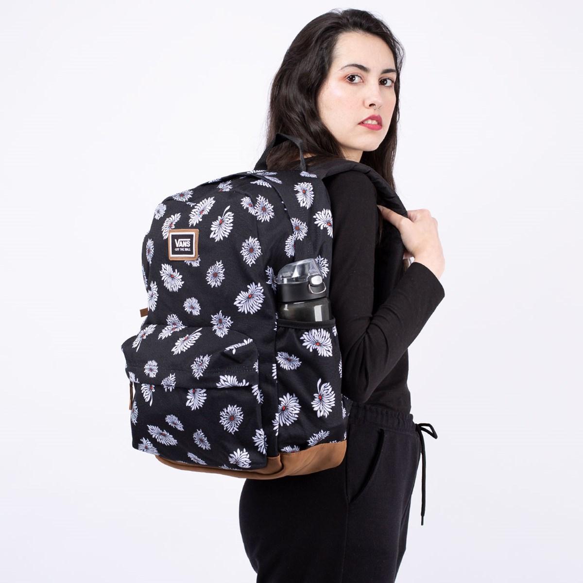 Mochila Vans Realm Plus Backpack Imperfect Floral VN0A34GLZLE