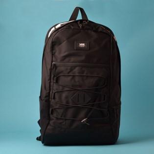 Mochila Vans Snag Plus Backpack Cordura Black Cordura VN0A3HM3TT1