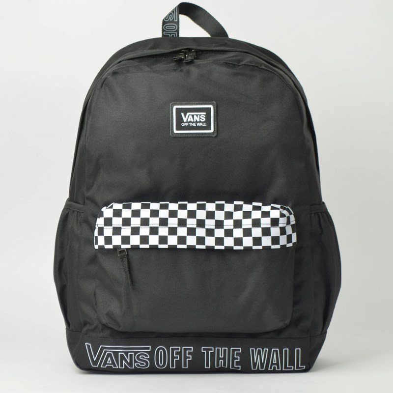Mochila Vans Sporty Realm Plus Backpack Black VN0A3PBIUVO