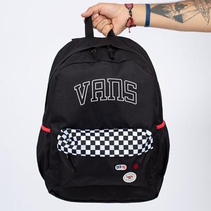Mochila Vans Sporty Realm Plus Backpack New Varsity VN0A3PBIZG3