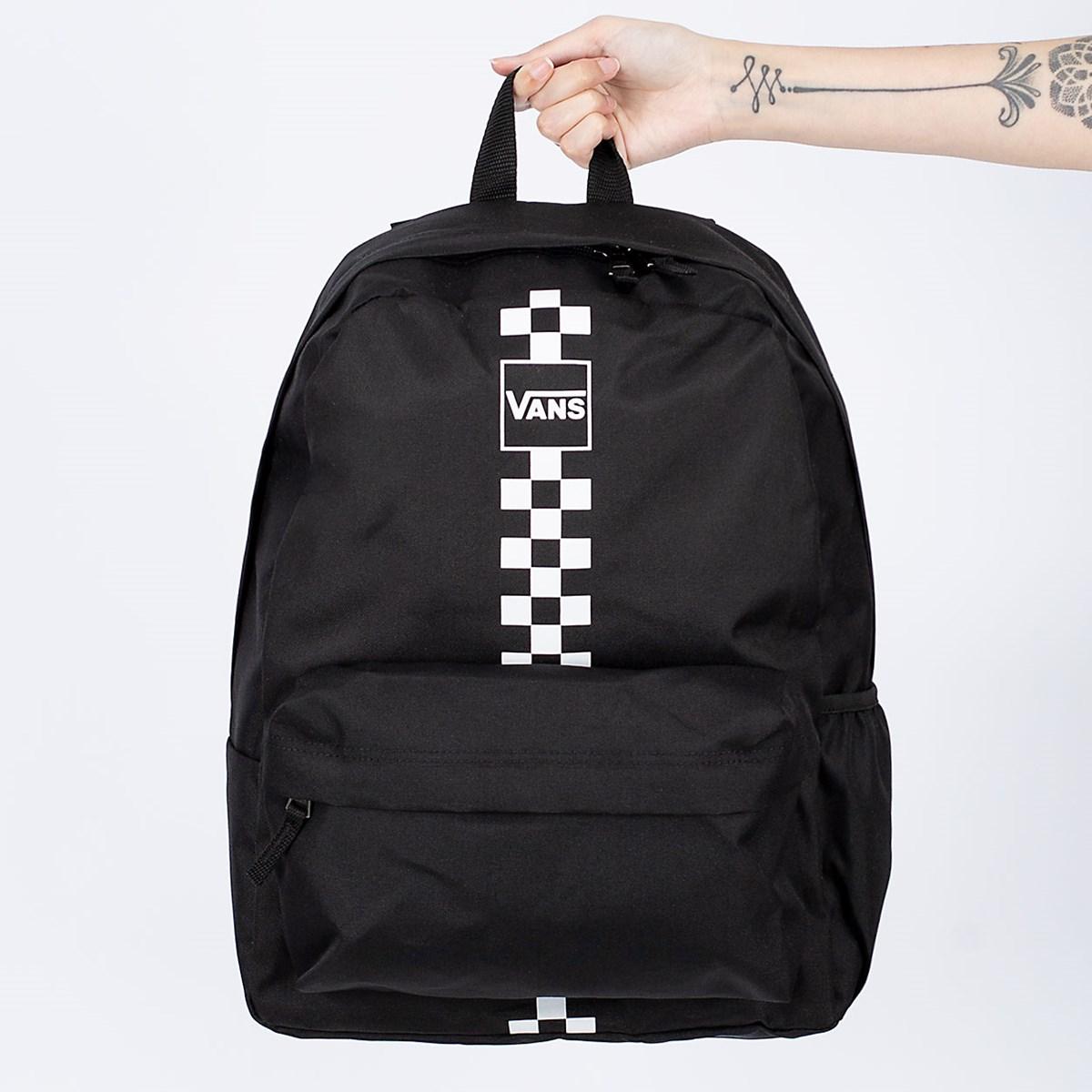 Mochila Vans Street Sport Realm Backpack Black VN0A49ZJZFO